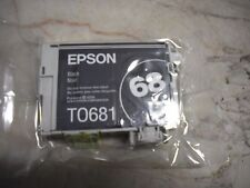 New Genuine Epson CX5000 CX6000 CX7000 NX215 NX300 NX415 Black High Yield TO68