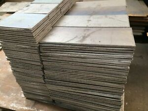 """Hot Rolled Steel Plate 3/8"""" x 12"""" x 24"""" Carbon Steel F.S."""