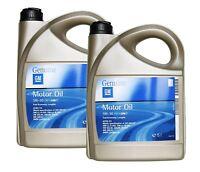ORIGINAL GM OPEL Motoröl Öl LongLife dexos2 5W-30 5W30 93165557 | 10 Liter