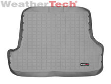 WeatherTech Cargo Liner Trunk Mat for Ford Escort Wagon- 1991-1999 - Grey