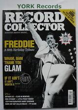 RECORD COLLECTOR MAGAZINE - Issue 328 - October 2006 - Freddie Mercury / Glam