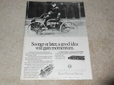 Counterpoint Ad, 1988, SA-3 Preamp Tube Ad, 1 pg, Info