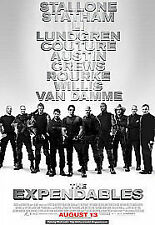 DVD - THE EXPENDABLES 2 - Rated 15 - new in original case - (523)