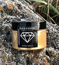 BLACK DIAMOND 42g/1.5oz Mica Powder Pigment - Pure Gold