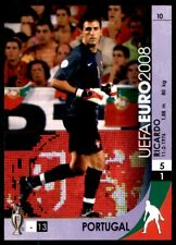 Panini Euro 2008 Trading Card Game - Ricardo (Portugal) No. 10