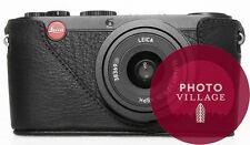 Black Label Bag Leica X2 Half-case in Black