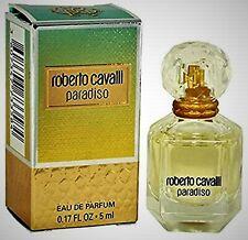 Roberto Cavalli - paradiso - Eau de Parfum 5 ml für Damen - MINIATUR - NEU & OVP