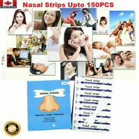 UP 150pcs Nasal Strip Anti Snore Strips Right Stop Snoring Easier Better Sleep