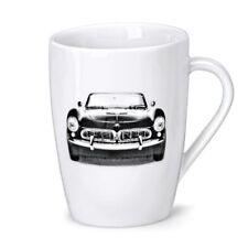 BMW Genuine 507 Coffee Mug/Cup Retro/Vintage Car Print Porcelain 80222219962