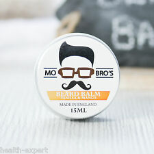 Mo Bro's - Vanilla & Mango Beard Conditioning Balm 15ml Made In England