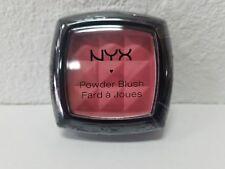 NYX Blush Make up Professional Pressed Powder PB 01 Mocha Cosmetics