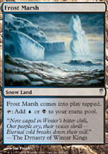 1x Frost Marsh MTG ColdSnap NM Magic Regular