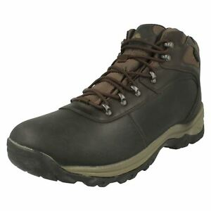 Uomo Ozark trail Lacci Marrone Lacci Stivali Caviglia mnot4410004