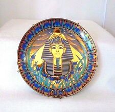 The Golden Mask Of Tutankhamun, Porcelain, Compton & Woodhouse Collectors Plate