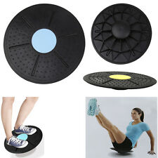 360 Degree Balance Wobble Board Rehabilitation Fitness Exercise Training Yoga