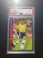 2002 Panini World Cup Korea/Japan Ronaldo #37 PSA 6.5 POP of 1