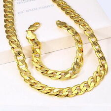 Without Stone Yellow Gold 14 Carat Fine Necklaces & Pendants