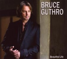 BRUCE GUTHRO - BEAUTIFUL LIFE  CD NEU