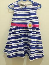 New Cute Girls Summer Dress Size: 1, 2, 3