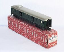 Märklin 4012, 346/4, Packwagen, im Originalkarton #ab1064