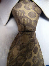 Men's Marc Jacobs Gray Silk Tie Made in Italy A23760