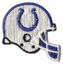 "1977-94 INDIANAPOLIS COLTS NFL FOOTBALL 2"" HELMET PATCH"