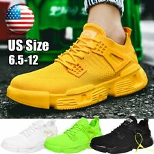 New listing Men's Fashion  Sports Running Shoes Athletic Outdoor Casual Tennis Sneakers Gym