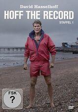 HOFF THE RECORD: STAFFEL 1   DVD NEU DAVID HASSELHOFF/FERGUS CRAIG/ELLA SMITH/+