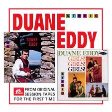 Duane Eddy - Especially For You / Girls! Girls! Girls BEAR FAMILY RECORDS CD 19
