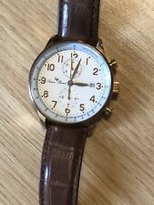 lucien piccard mens gold-plated watch