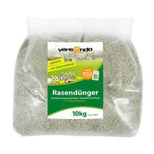 Frühjahrsdünger Rasendünger mineralisch 10Kg 300m² sattgrünen Rasen-Moos/Unkraut