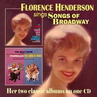 Florence Henderson - Songs of Broadway [New CD]