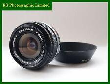 Olympus H.Zuiko Auto-W 24mm F2.8 OM Mount Lens. Stock No. U7410