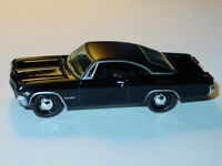 1965 65 CHEVY IMPALA SS 409 COLLECTIBLE CLASSIC LOWRIDER MUSCLE -Gloss Black