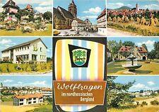 BG397 wolfhagen im nordhessischen bergland   CPSM 14x9.5cm germany