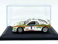 Coche Auto Lancia 037 N.9 Totip Rally HPI Racing Escala 1/43 diecast Rallye