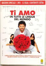 Dvd Ti amo in tutte le lingue del mondo - Edizione Speciale 1 disco Usato