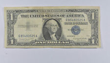 Crisp - 1957-A United States Dollar Currency $1 Silver Certificate *383