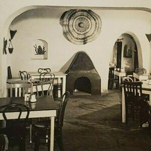 Sombrero Room Mesilla La Posta Billy Kid Museum New Mexico RPPC Photo Postcard