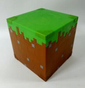 Minecraft Grass Block Magic 8 Ball Toy Mojang Mattel 2017 Rare FAST SHIP