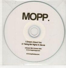 (GU115) Mopp, Dream About You - 2010 DJ CD