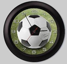 """GOOOOOL!! 13"""" Audio Soccer Clock with Andres Cantor's voice"""