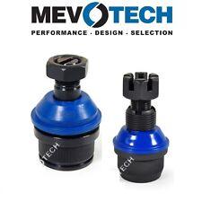 Chevrolet Dodge Set of Front Upper & Lower Ball Joints Mevotech MK8194T MK8195T