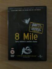 8 MILE EMINEM  DVD    FREE POSTAGE UK