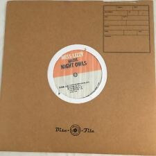 """Miss Lizzy And The Night Owls: Introducing Miss Lizzy And The Night Owls 10"""" LP"""
