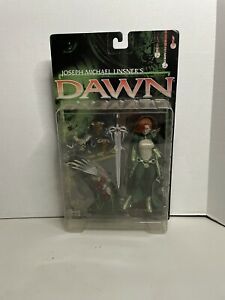 Joseph Michael Linsner's Dawn Action Figure (1999) McFarlane Toys, MOC