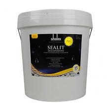 SEALIT Waterproofing Acrylic Water Based Compound Masonry WaterTanks Potable 15L