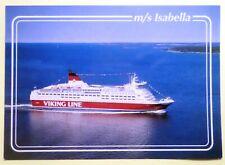 ms Isabella . Viking Line . Luxury Passenger Cruise Ship Ocean Liner Ferry Boat