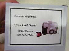 Midwest of Cannon Falls Men's Club Series Phb: 35mm Camera w/Roll of Film - Mib