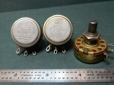 Allen Bradley Type J 4k Ohm Potentiometers Qty 3 Nos
